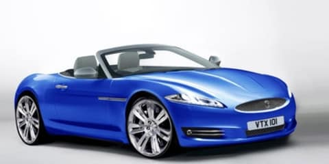Jaguar F-Type gets the green light