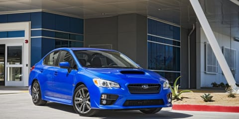 2016 Subaru WRX and STI updates revealed