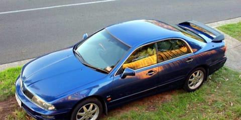 2000 Mitsubishi Verada Xi Review