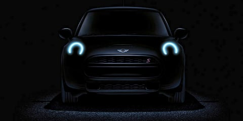 2014 Mini Cooper teased ahead of global debut