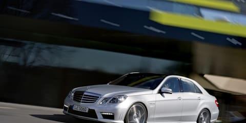 2012 Mercedes-Benz E 63 AMG pricing announced