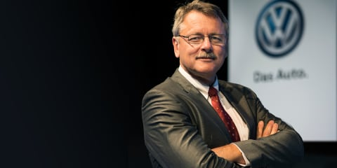 Interview: Volkswagen Australia chief Michael Bartsch wants to revive the car servicing industry
