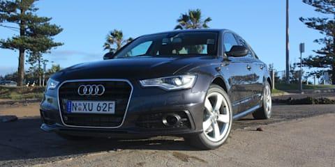 Audi A6 Review: 2.0 TSFI