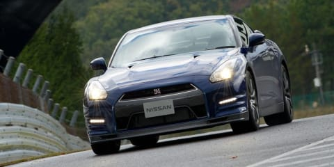 2013 Nissan GT-R sets ninth-quickest Nurburgring lap time in history