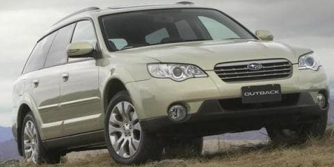 Road Safety Expert Drives a Subaru