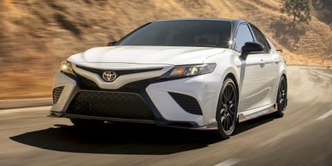 2020 Toyota Camry TRD, Avalon TRD unveiled