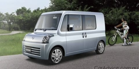Daihatsu prepares four concepts for Tokyo Motor Show