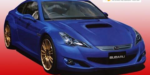 Subaru version of FT-86 may not be AWD