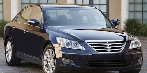 Hyundai Genesis 'Top Safety Pick'