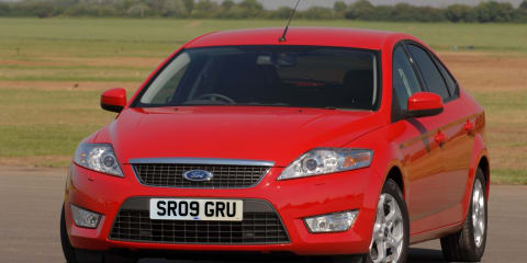 Ford released Mondeo ECOnetic in UK