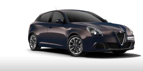 2017 Alfa Romeo Giulietta revealed through leaked images