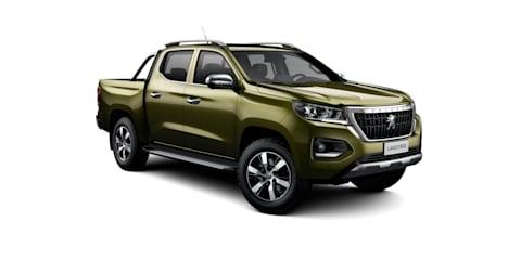 Peugeot Landtrek: Emerging market dual-cab ute revealed