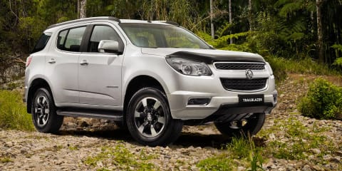2016 Holden Colorado 7 Trailblazer lands at $48,990 drive-away: Name change on the way?