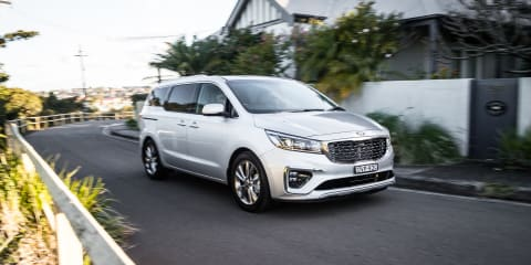 2019 Kia Carnival recalled
