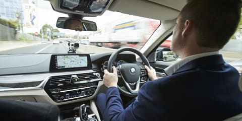 Would you spend time in an autonomous car? - Video