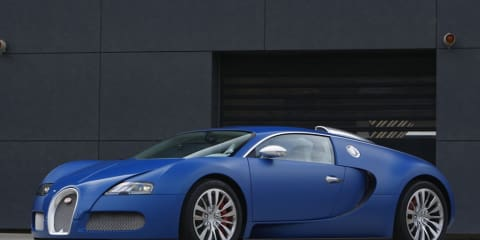 Video: Bugatti Veyron Man-Made documentary