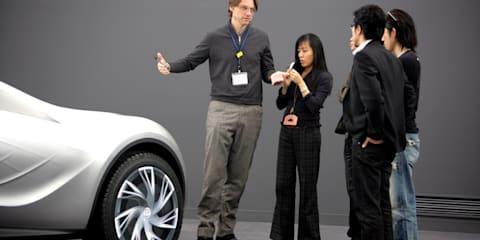 Former Mazda designer for Renault