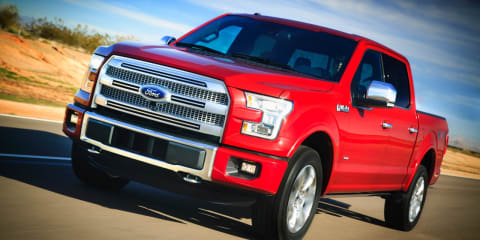 2014 Ford F-150 : big advances for America's big truck