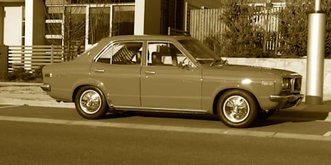 1974 Mazda Savanna RX3 Super Deluxe review