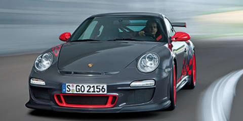 Porsche 911 GT3 RS launched