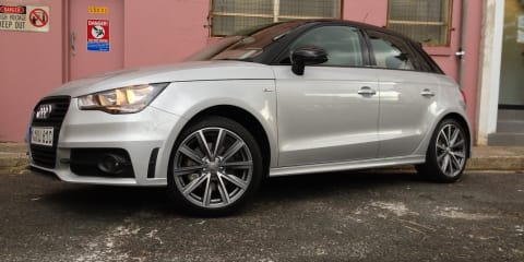 Audi A1 Competition Pack Review