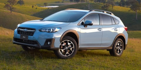 New Subaru XV targeting 1000 sales each month