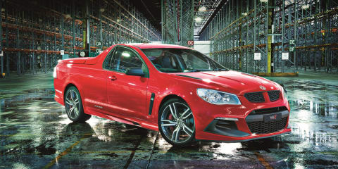 Vauxhall Maloo LSA uncovered: brutal ute on sale in the UK