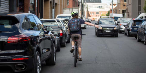 Cyclists more aware on the road than car drivers, university study finds