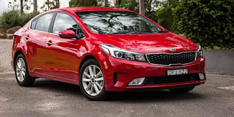Kia outsells Subaru and Volkswagen