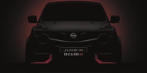 Nissan Juke R Nismo teased ahead of Goodwood debut