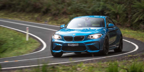 2016 BMW M2 Pure Review