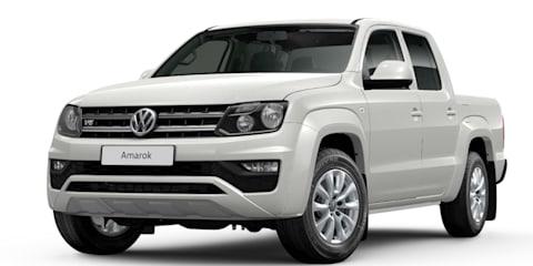 Volkswagen Amarok Core V6 coming under $50k