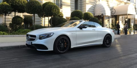 2016 Mercedes-Benz S-Class Cabriolet Review: S500 and AMG S63