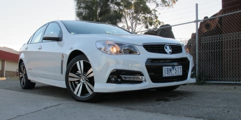 2014 Holden Commodore Review : SS Storm