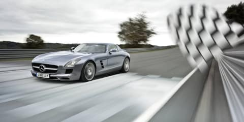 Mercedes-Benz SLS AMG priced from $464,000