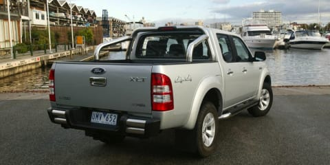 Ford Ranger recall: faulty tow bar affects 16,000 utes