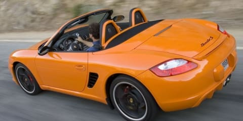 Porsche Boxster to receive Audi engine treatment?