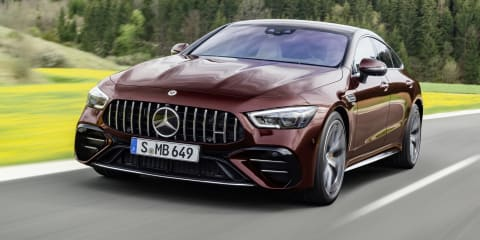 2022 Mercedes-AMG GT 4-Door Coupe: GT43 and GT53 break cover, not for Australia