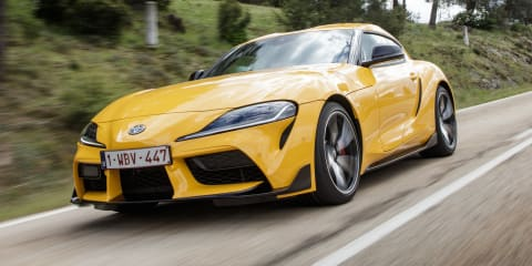 Toyota Supra pricing leaked: $100,000 drive-away for top model