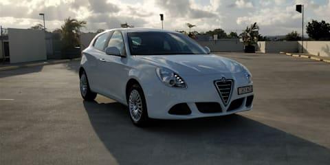 2013 Alfa Romeo Giulietta 1.4 review Review