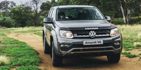 2020 Volkswagen Amarok V6 Core manual review