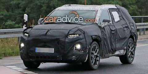 2020 Chevrolet Blazer 'XL' spied