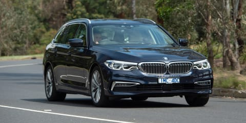 Bmw 5 Series Review Specification Price Caradvice