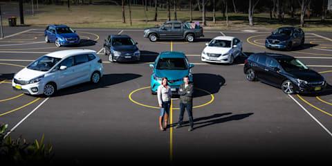 $30k Family Car mega test