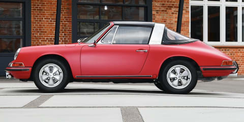 Barn find: 1967 Porsche 911 S Targa restored to factory condition