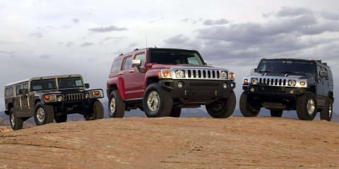 Planned GM EVs may revive Hummer name – report