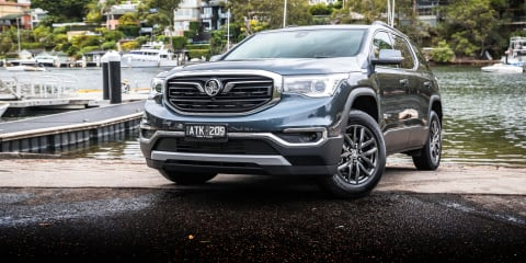 2019 Holden Acadia LTZ 2WD review
