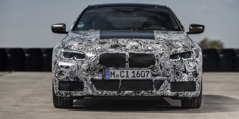 2021 BMW 4 Series review: Prototype test