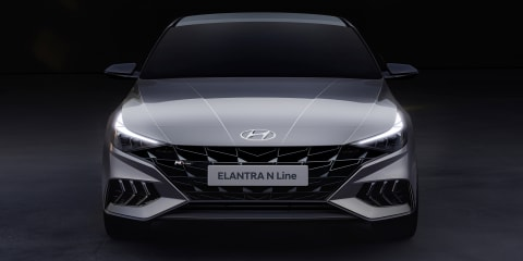 2021 Hyundai i30 Sedan N Line revealed, Australian debut due this year - UPDATE