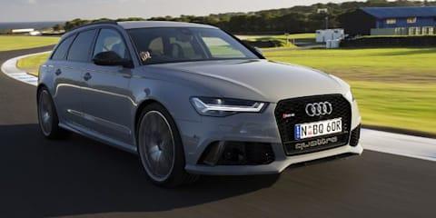 2016 Audi RS6 Performance —0-100mph-0, 0-100-0 Acceleration Test